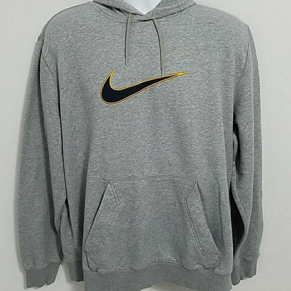 d6cf82ed99 Nike vintage hoodie big swoosh XXL. M 5a8b81621dffda2e0801e5cf